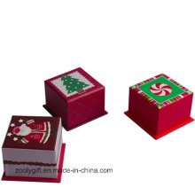 Mini Christmas Paper Gift Box