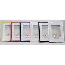 Plastic Colorful Photo Frame (BB-1520)