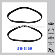 Original quality auto V-belt for Mazda 3 Mazda 5 BK OEM No.:LF50-15-908