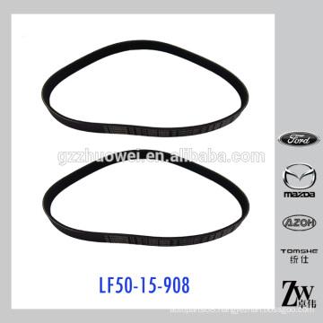 Original quality auto V-belt for Mazda 3 Mazda 5 BK OEM No.:LF50-15-908