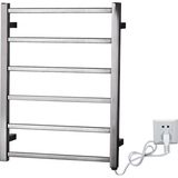 Stainless Steel Square Tube Towel Warmer, Heated Towel Rail (KMA61)