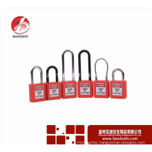 38mm shackle plastic safety padlock with master keys meggo door lock