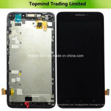 Para Huawei Ascend G630 Pantalla LCD con Digitizer Pantalla táctil