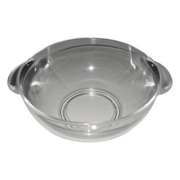 Molde / molde de plástico de alta calidad con tratamiento acolchado con espejo (LW-03694)