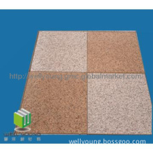 Stone paint exterior insulation wall panels