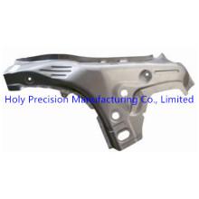 Caso de la fabricación de chapa de la alta precisión del OEM, sellando el sellado del metal de la parte