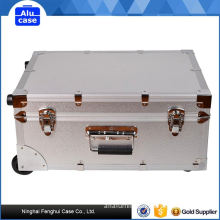 Fine appearance factory supply flight case with foam insert