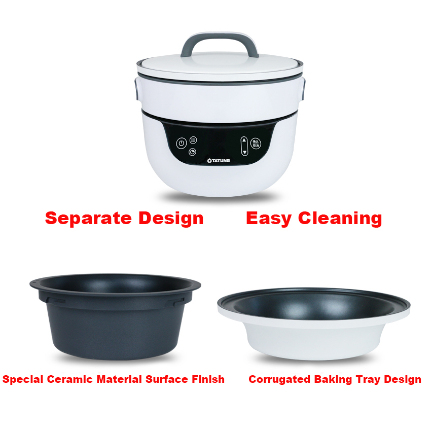 Anhydrous Cooking Pot