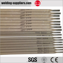 Welding electrodes factory E6013 J421 current AC/DC