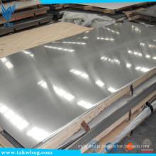 Placa de aço inoxidável laminada a frio de aço inoxidável SS 304