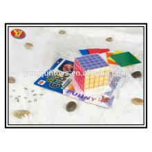 Cubo mágico caliente del rompecabezas de la venta 5x5 para los niños