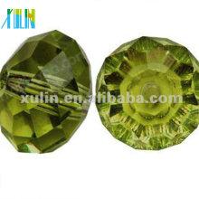 Perles à facettes en cristal vrac rondelle 6mm tchèque pour le bracelet 5040 #