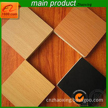 Double Faced Melamine Plywood Board with Wood Grain