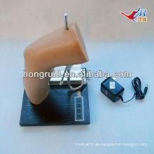 ISO Deluxe Elbow Intra-artikuläre Injektion Training Modell, Ellenbogen-Gelenk-Injektion Modell