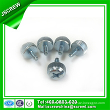 Cross Head Knurled Thumb Screw