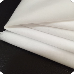 TC White Muslin Lining Fabric