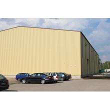 Proyecto de almacén de estructura de acero prefabricado (KXD-SSB1313)