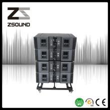 Zsound Double 12 pouces haut-parleur professionnel