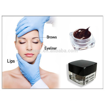 popular tattoo ink for eyebrow lip, best permanent makeup pigment