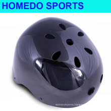 Sports helmet with CE test