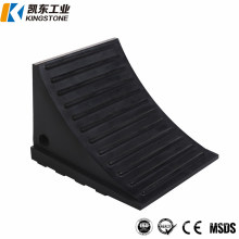Factory Price Recycled Rubber Wheel Chocks for Trucks