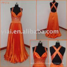 2010 новый элегантный бисером вечерние платья PP2074