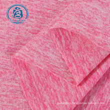 Sport spandex dty cationic polyester jersey fabric