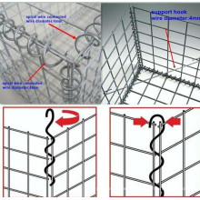 High Quality Welded Gabion Boxes (Anping Manufacturer)