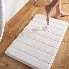 Tapis de bain anti-dérapant d'hôtel / usage domestique de serviette (DPFT8060)