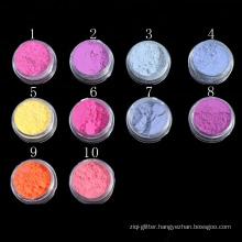 Photochromic powder for Nail polish.