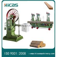 Hc1200 Holz Schneiden vertikale Bandsägemaschine