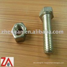 high tensile bolts and nut