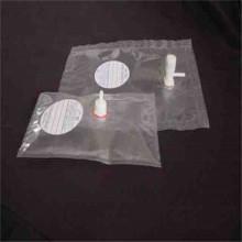 Muestras de líquidos gaseosos y bolsa de muestreo de COV