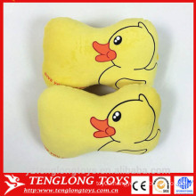 Custom cute yellow duck mini pillows