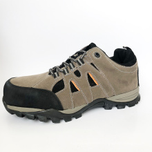 Factory Manufacturers Hot Sale Brand Slip Resistant Lightweight Plastic Toe Cap Safety Shoes