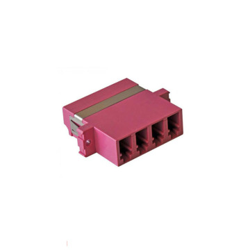 Adaptador LC PC Quad OM4