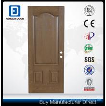 Фанда окрашенные или окрашенные стеклоткани кожа, снаружи стеклоткань двери кожи