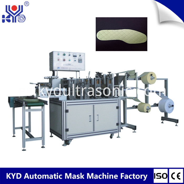 insole making machine