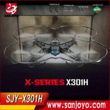 MJX X301H X-XERIEX WIFI FPV RC Drone With 720P HD Camera Altitude Hold Mode RC Quadcopter