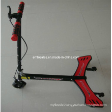 125mm PU Wheel Wave Scooter, 3 Wheel Scooter, Power Wing (ET-PW001)
