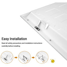Dimmable Led drop ceiling light panels 40W