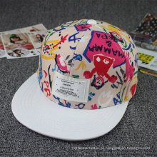 Boa venda simples simples snapback cap