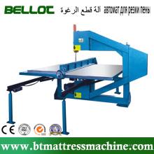 Vertikale Schaumstoff schneiden Maschine 3 Sheel