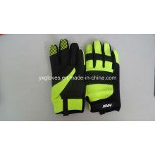 Mechanic Glove-Construction Glove-Safety Glove-Working Glove-Industrial Glove-Labor Glove