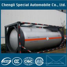 Recipiente certificado do tanque do ASME de 20FT ISO 21000L para o LPG