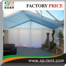 9m span party tent for outdoor commercial trade show