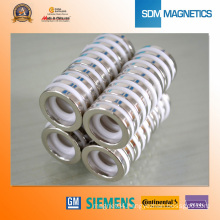 Super Neodymium Customzied Ring Magnets