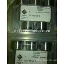 Опорные направляющие ролики с осевыми направляющими пластиковыми осевыми шайбами с обеих сторон KRE22PP