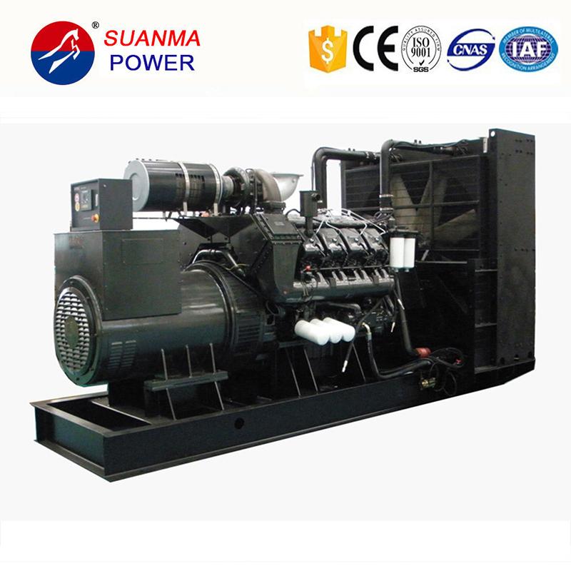 Google 600KW-1000KW Diesel Generator