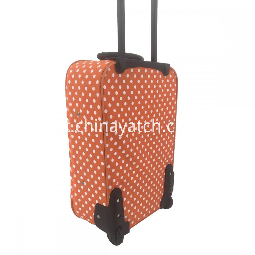 600d Trolley Luggage